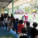 クリスマス会&誕生会