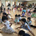 5/24 保育公開 (鹿屋市保育会参観)